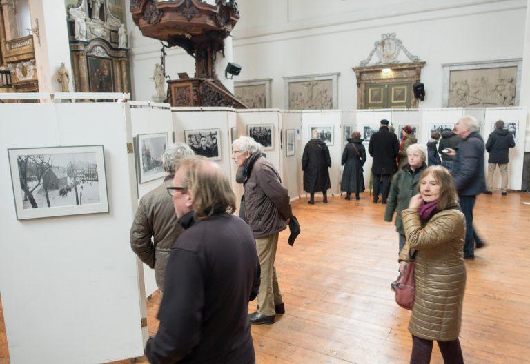 Fototentoonstelling in Mozes en Aäronkerk Foto: Hans Mooren