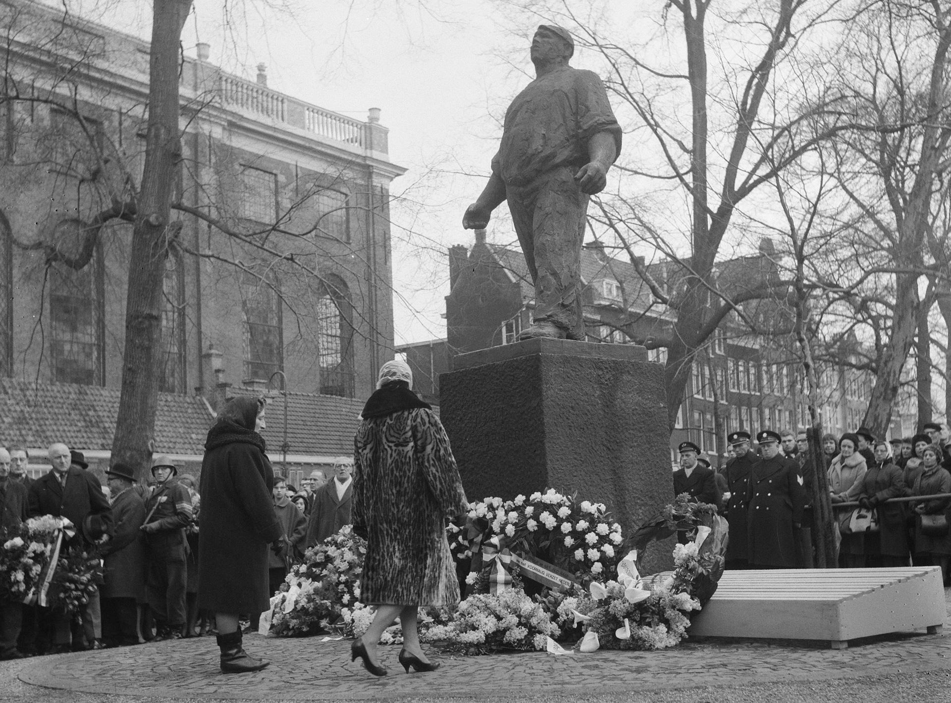 Herdenking in de jaren '60