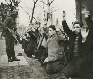 Razzia in Amsterdam, 1941