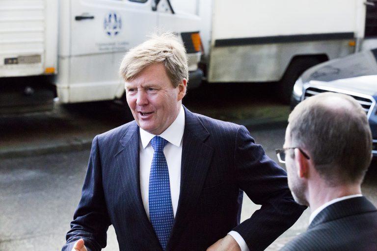 Koning Willem Alexander Foto: Mascha Jansen