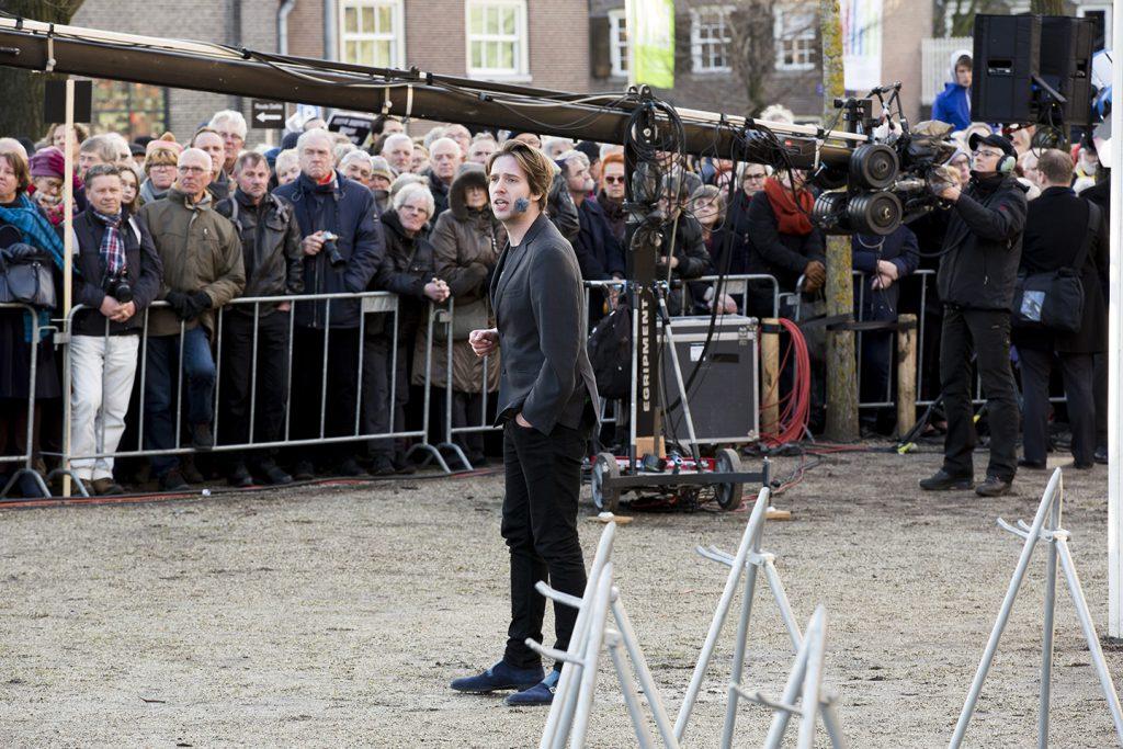 Thomas Spijkerman – foto: Mascha Jansen