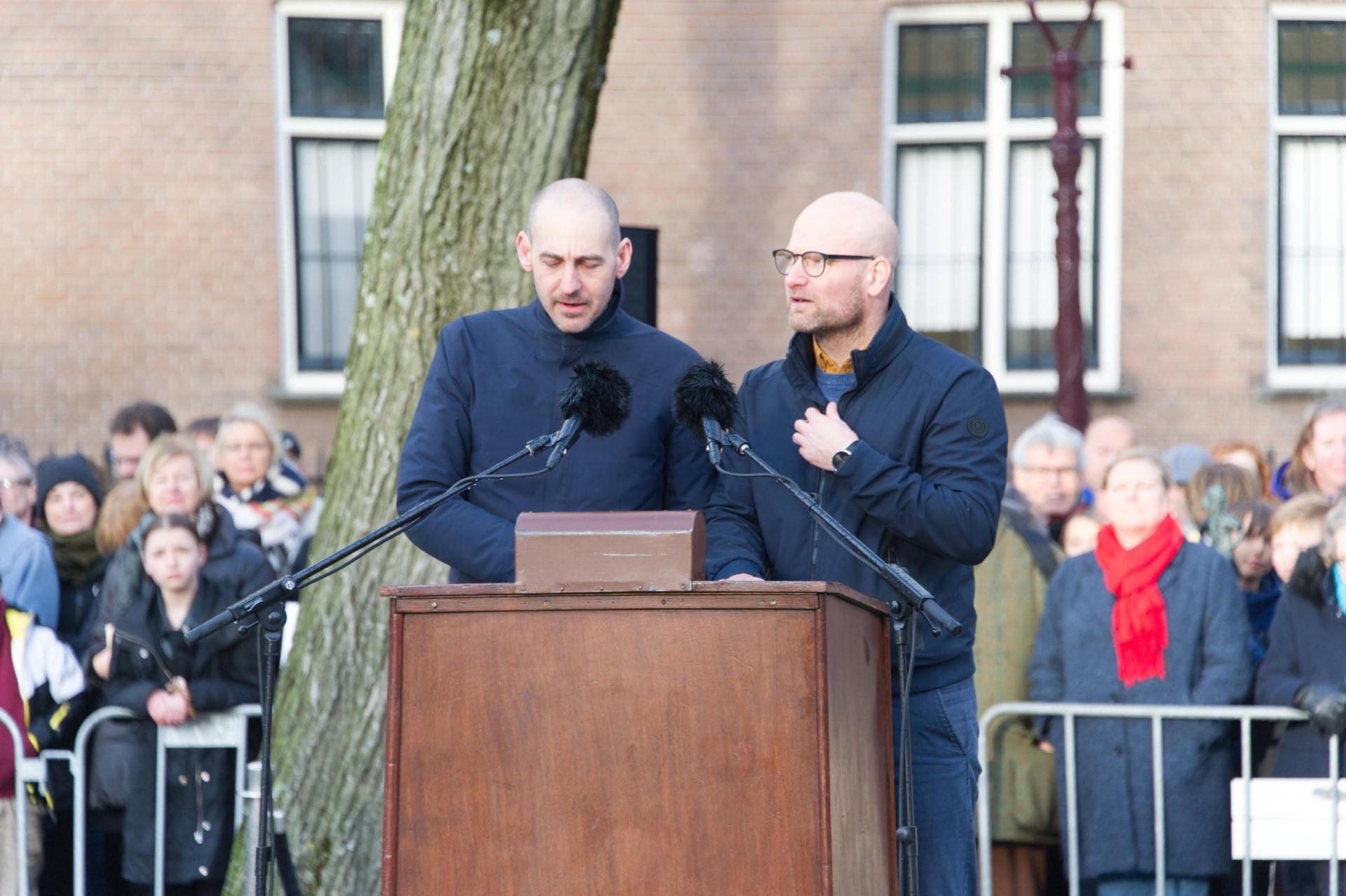 Thijs en Jair