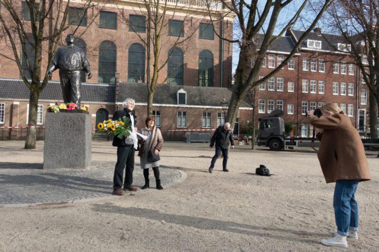 bij de Dokwerker - foto Hans Mooren