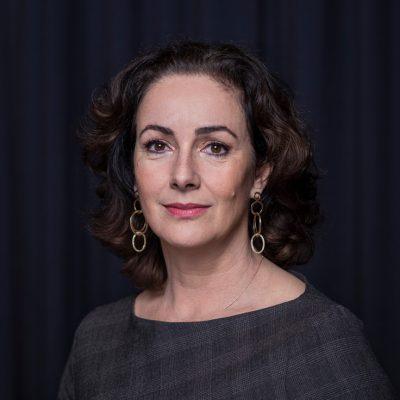 Portret van Femke Halsema